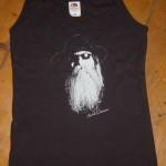 HANK DAVISON Merchandise - Spaghetti-shirt