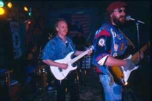 1986 - Michael Win, Hank Davison