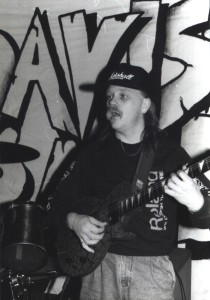 1990 Augsburg (G) - Michael Win (guitar)