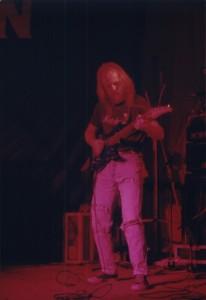 1990 - Esslingen (G) - Michael Win (guitar)