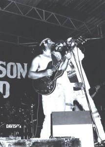 1992 - Mannheim (G) - Buddy Brudzinski (guitar), Hank Davison (vox)