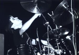 1992 - Mannheim (G) - Stefan Bauer (drums)