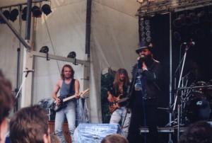 1993 - Gersthofen (G) - Doc Reinelt (guitar), Alex Klier (bass), Hank Davison (vox)