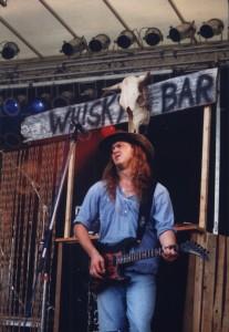 1993 Gersthofen (G), Wolf Schludi (guitar, vox)