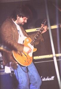 1994 - Augsburg (G) - Bob Ramirez (guitar, vox)
