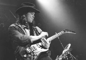 1994 - Augsburg (G) - Wolf Schludi (guitar, vox)