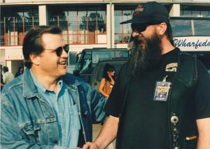 1995 - Augsburg (G) - Meat Loaf, Hank Davison