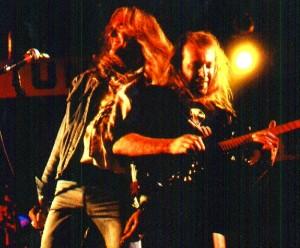 1995 - Schleiz (G) - Biff Byford, Dox Reinelt
