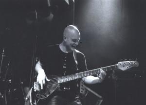 1995 - Schleiz (G) - Toni Curths (bass)
