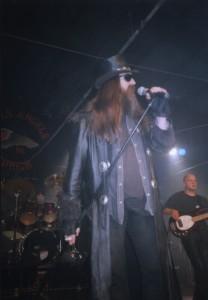 1995 - Zürich (CH) - Hank Davison