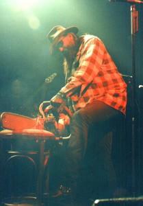 1996 - Augsburg (G) - Hank Davison