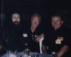 1996 - Mijdrecht (NL) - Hank Davison, Arlen Ness, Ton Pels
