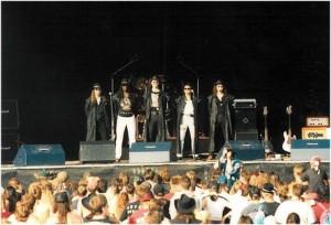 1996 - Regensburg (G) - Hank Davison Band
