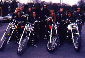 1997 - München (G) - Manaowar & Hank Davison Band