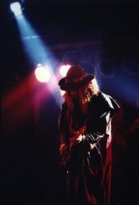 1997 - Mannheim (G) - Chris Schwarzbach (guitar)