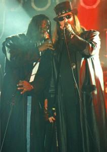 1998 - Augsburg (G) - Lewis Glover, Hank Davison