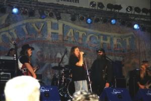 2001 - Kempten (G) - Molly Hatchet, Hank Davison