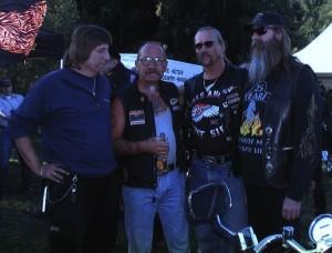 2003 - Faak (A) - Roland Kess, Sonny Barger, HAMC, Hank Davison