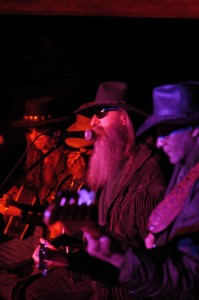 2004 - Hügelshart (G) - Wolf Schludi (guitar, vox), Lewis Glover (harp, vox), Hank Davison (vox, guitar), Al Morris (bass
