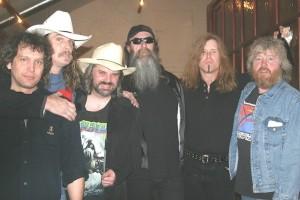 2005 - Augsburg (G) - Molly Hatchet, Bob Ramirez, Hank Davison