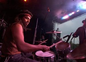 2005 - Hermaringen (G) - Joe Culas (drums)