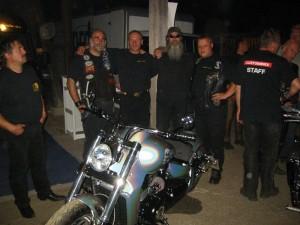 2006 - Scherneck (G) - Bär, Ludo, Hank Davison, Bimbo