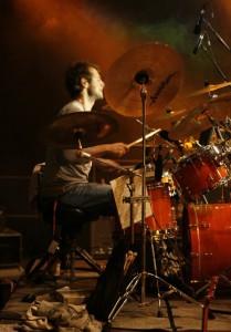2007 - Königsbrunn (G) - Andy Dick (drums)