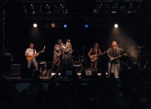 2007 - Mühlbach am Hochkönig (A) - Hank Davison Band