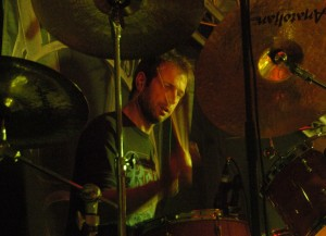 2007 - Sterzing (A) - Andy Dick (drums)