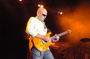 2007 - Augsburg (G) - Doc Reinelt (guitar)