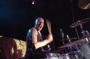 2007 - Augsburg (G) - Dominik Hülshorst (drums)