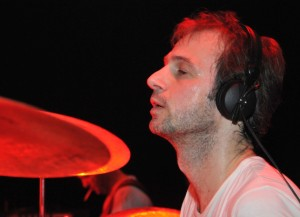 2007 - Augsburg (G) - Andy Dick (drums)